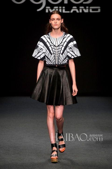 运动民族风 Byblos 2015春夏女装系列